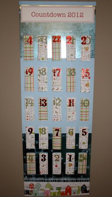 Christmas Countdown 2012